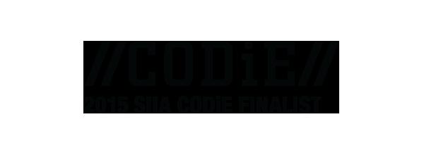 CODiE 2015 finalist