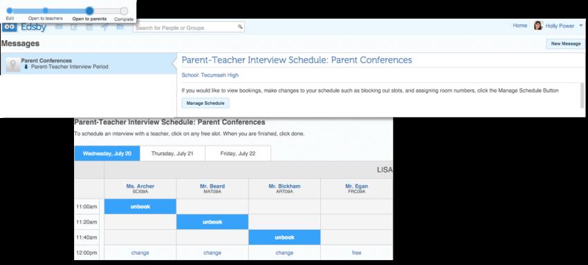 Parent-Teacher Interview